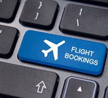 Flight Booking Coupons, Cashback Offers – Promo Code, Discount & Deals