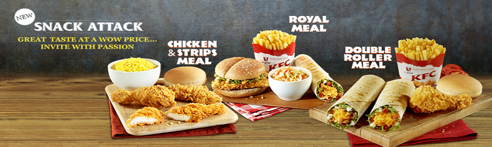 KFC Deals and Offers UAE