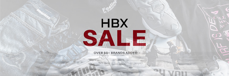 HBX Sale and Offers