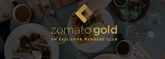 Zomato Gold An Exclusive Membership Club