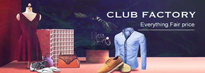 Club Factory UAE Coupons and Offers