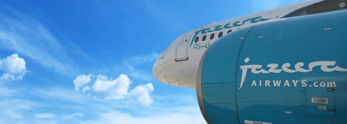 Jazeera Airways Promo Code