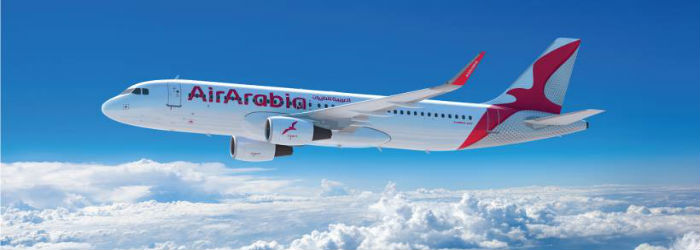 Air Arabia Flight Booing Promo Codes